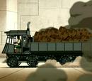 Camión de Suministro del Reino Tierra