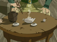 Chi-enhancing tea