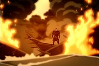1х16 Джао и разрушенные лодки