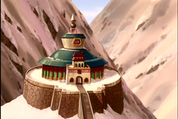 Aarderijk Avatar Tempel
