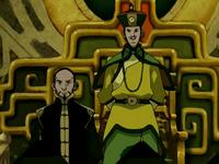 Long Feng y el Rey Tierra