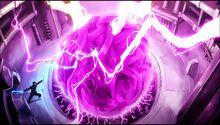 К4х13 Мако разрушает генератор