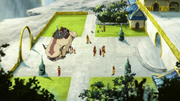 Jardines del Templo Aire del Sur