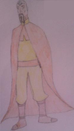 Avatar Kwan Chun standing