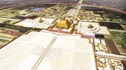 Earth Kingdom Royal Palace overview