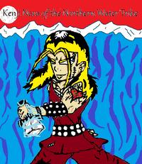 Kenji waterbending
