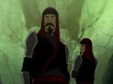 Red Lotus sentries