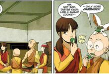 Комикс Р2 капустное печенье