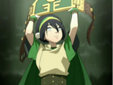 History of Toph Beifong (Spring 100 AG)