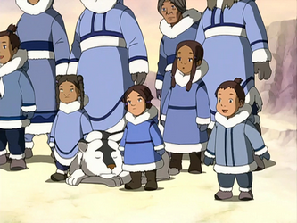 Archivo:Southern Water Tribe children.png