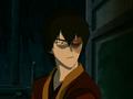 Zuko preparing to confront Team Avatar.png