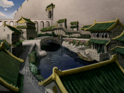 Ba Sing Se Middle Ring