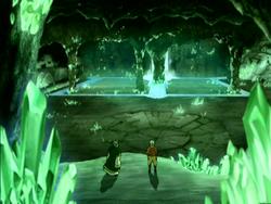 De Kristallen Catacombe