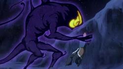 Pimeä henki hyökkää