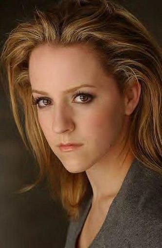 Olivia Hack behind the voice actors