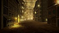 Republic City alley