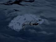 Zuko inconsciente