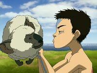 3х09 Аанг и коала-овца
