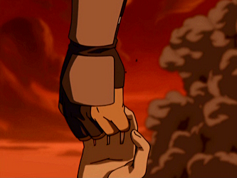 File:Toph and Sokka holding hands.png