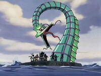2х12 Морской змей
