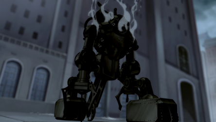 File:A destroyed mecha tank.png