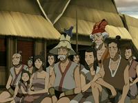 Campesinos de Jang Hui