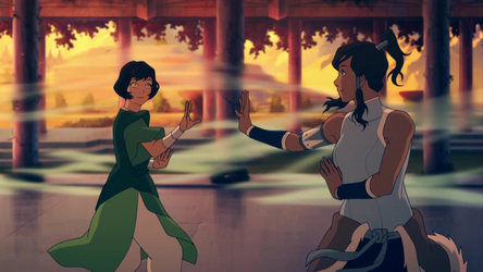 File:Korra and Opal airbend.png