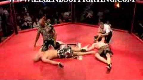 LFC 25 Double Knockout OFFICIAL VID!!!