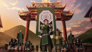 Overgave van Yi