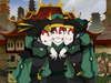 Ty Lee and Kyoshi Warriors