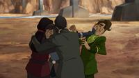 El Equipo Avatar excluye a Wu