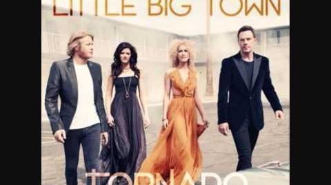 Little Big Town-Tornado Lyrics