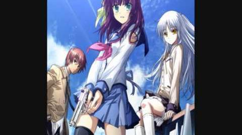 Brave Song - Angel Beats! - Full Version - HD - Lyrics