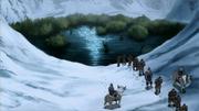 Devastación del bosque espíritual del norte