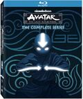 Blu-ray колл Легенда об Аанге