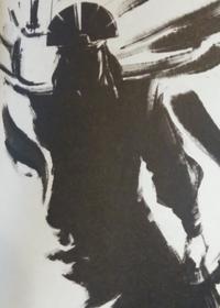 Kyoshi envuelta con su armadura