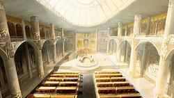City Hall interior