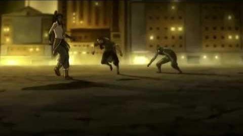The Path to Korra - Chi-Blocker Warriors