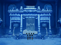 Water Tribe throne room 100 AG