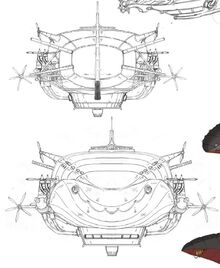 Артбук К1 Дирижабль Уравнителей 3