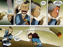 Комикс Р2 Сокка и динамит