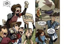 Комикс О1 Борцы за свободу