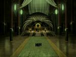 Earth Kingdom throne room