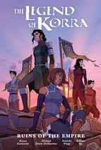 Ruins of the Empire hardcover