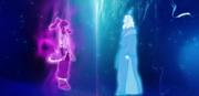 Korra y Roku