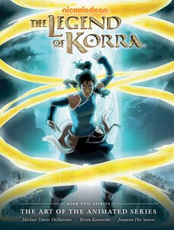 File:The Legend of Korra The Art of the Animated Series, Book Two.png
