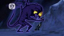 К2х01 тёмный дух напал на Корру