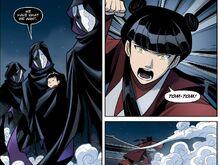 Комикс ДТ1 Похищение Том-Тома
