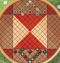 Pai Sho game board