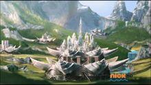 К3х05 Заофу панорама
